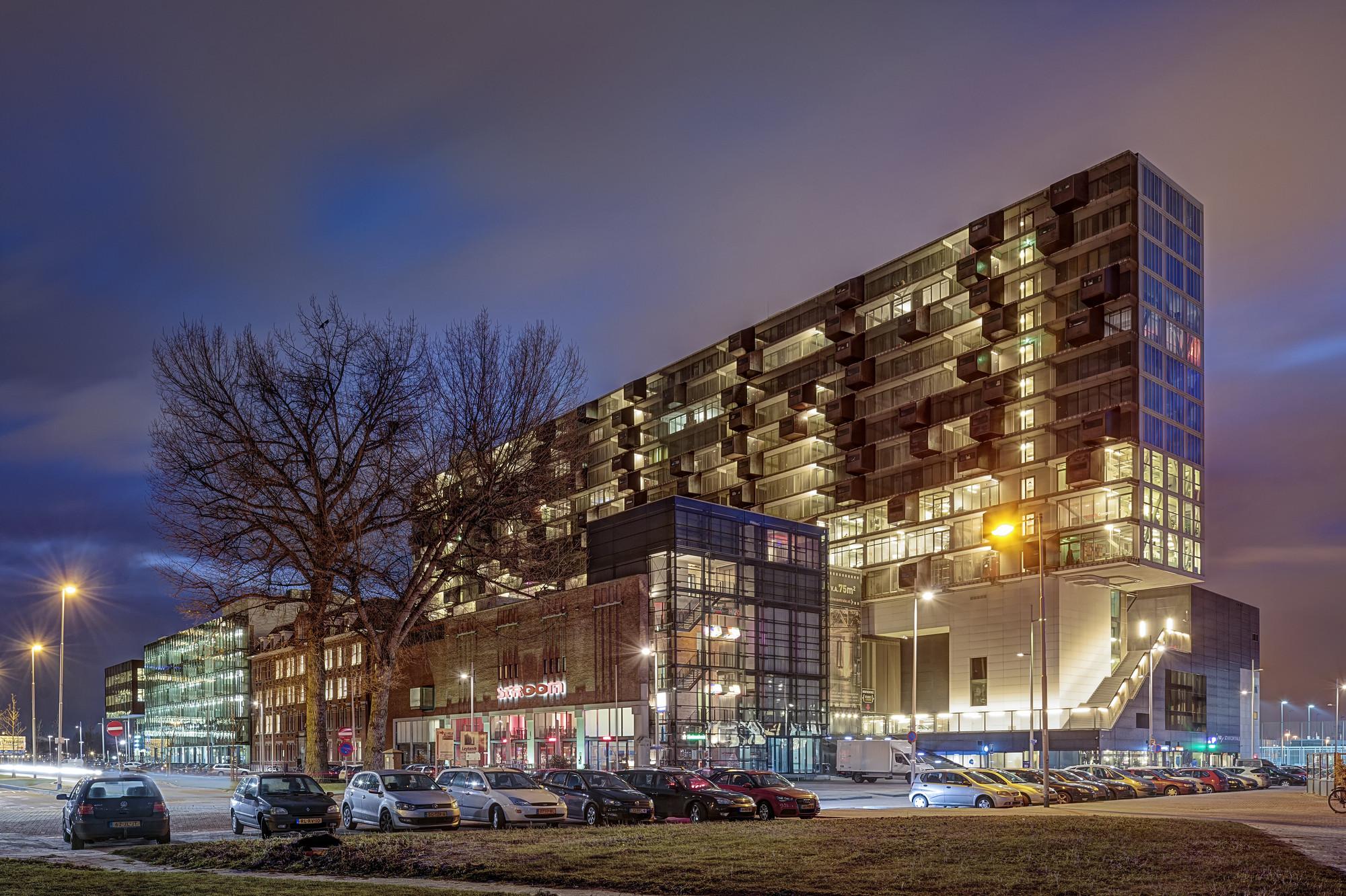 Schiecentrale 4b / Mei Architecten, © Ronald Tilleman