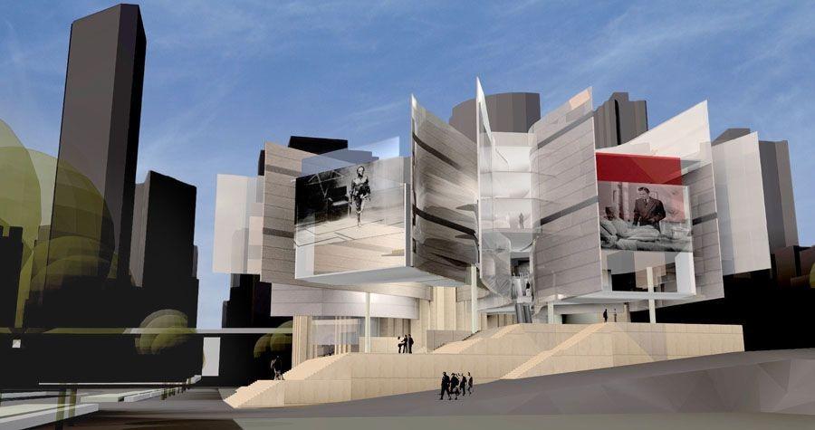 Museo de Arte Contemporáneo. Imágen © fjmt