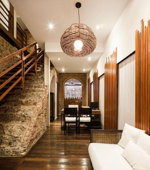 Casa del Horno / Fémur Arquitectura, © Fernando Alda