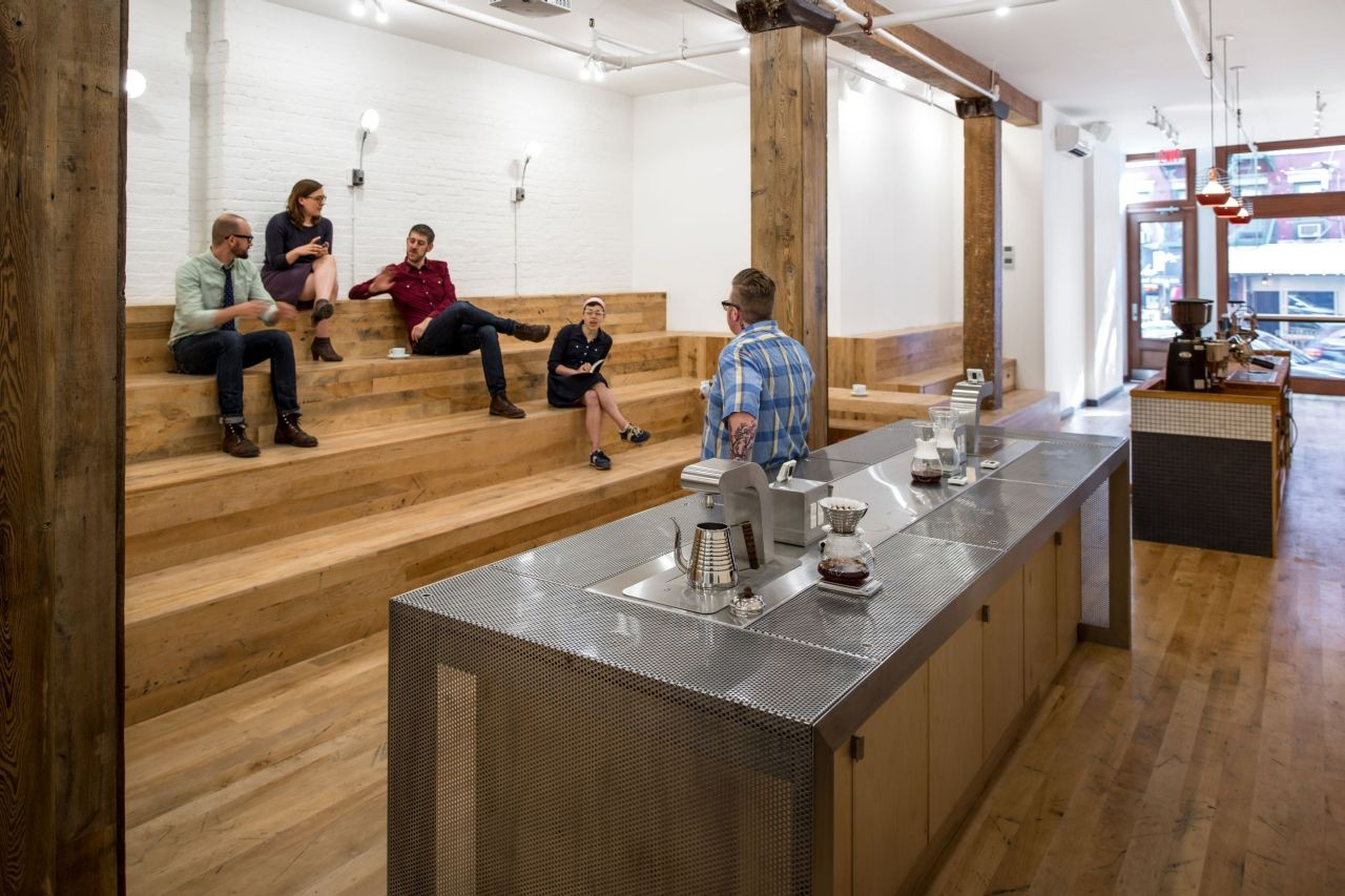 Gallery Of Counter Culture Coffee Training Center Jane