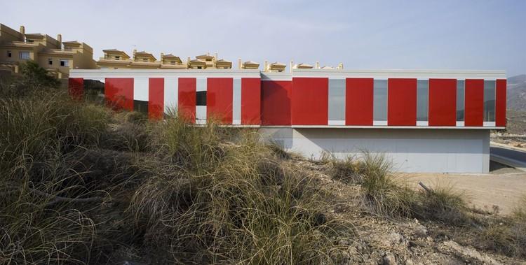 Consultorio Medico en la Envia / Castillo Miras Arquitectos + Miguel Barahona, © Fernando Alda