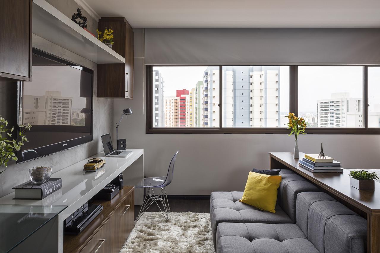 Дизайн маленькой квартиры 30 кв.м