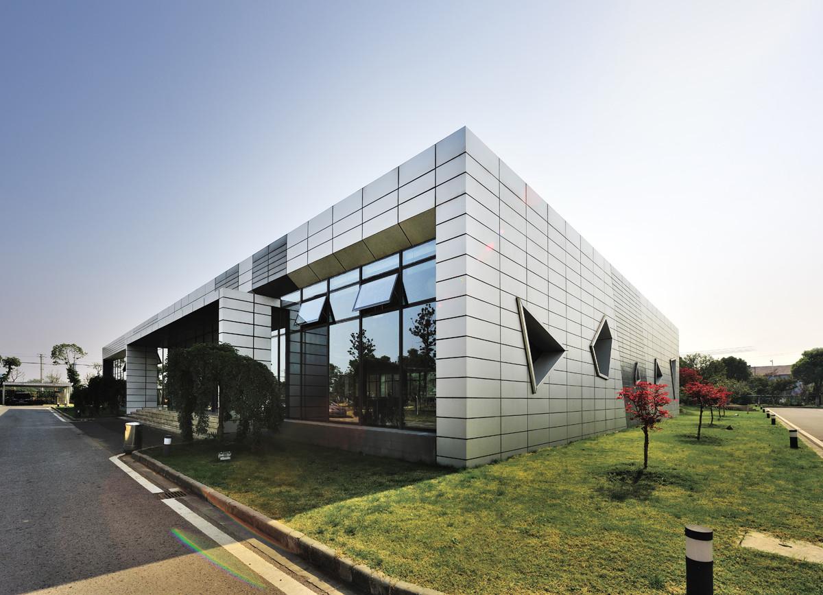 SENSO Convention Center / MINAX, © Lu Zhigang