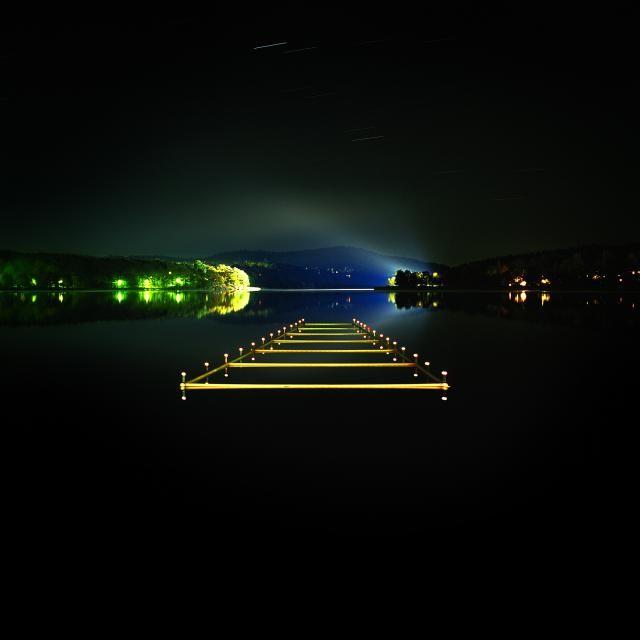 Gerdsken. Lights in Alingsås, 2002. Image © Alingsås Kommun