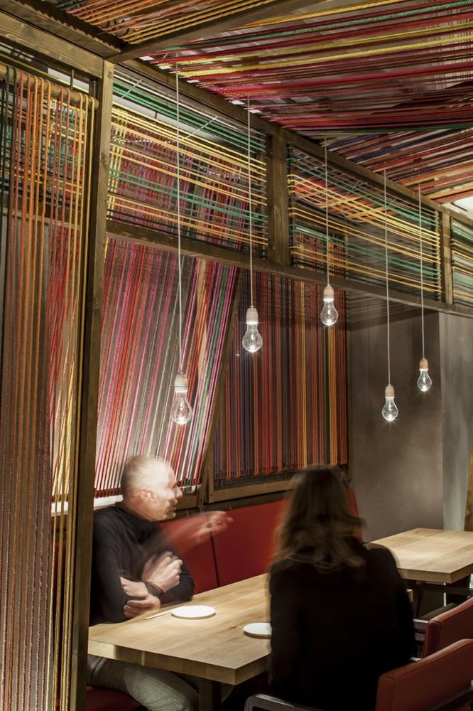 Gallery of pakta restaurant el equipo creativo 10 for Equipos restaurante