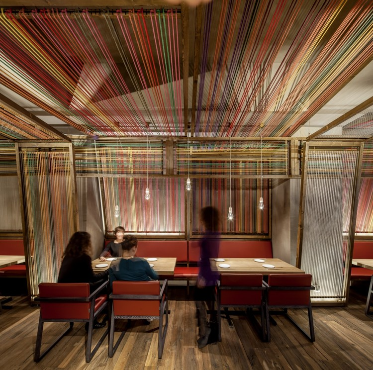 PAKTA Restaurant / El Equipo Creativo , © Adrià Goula