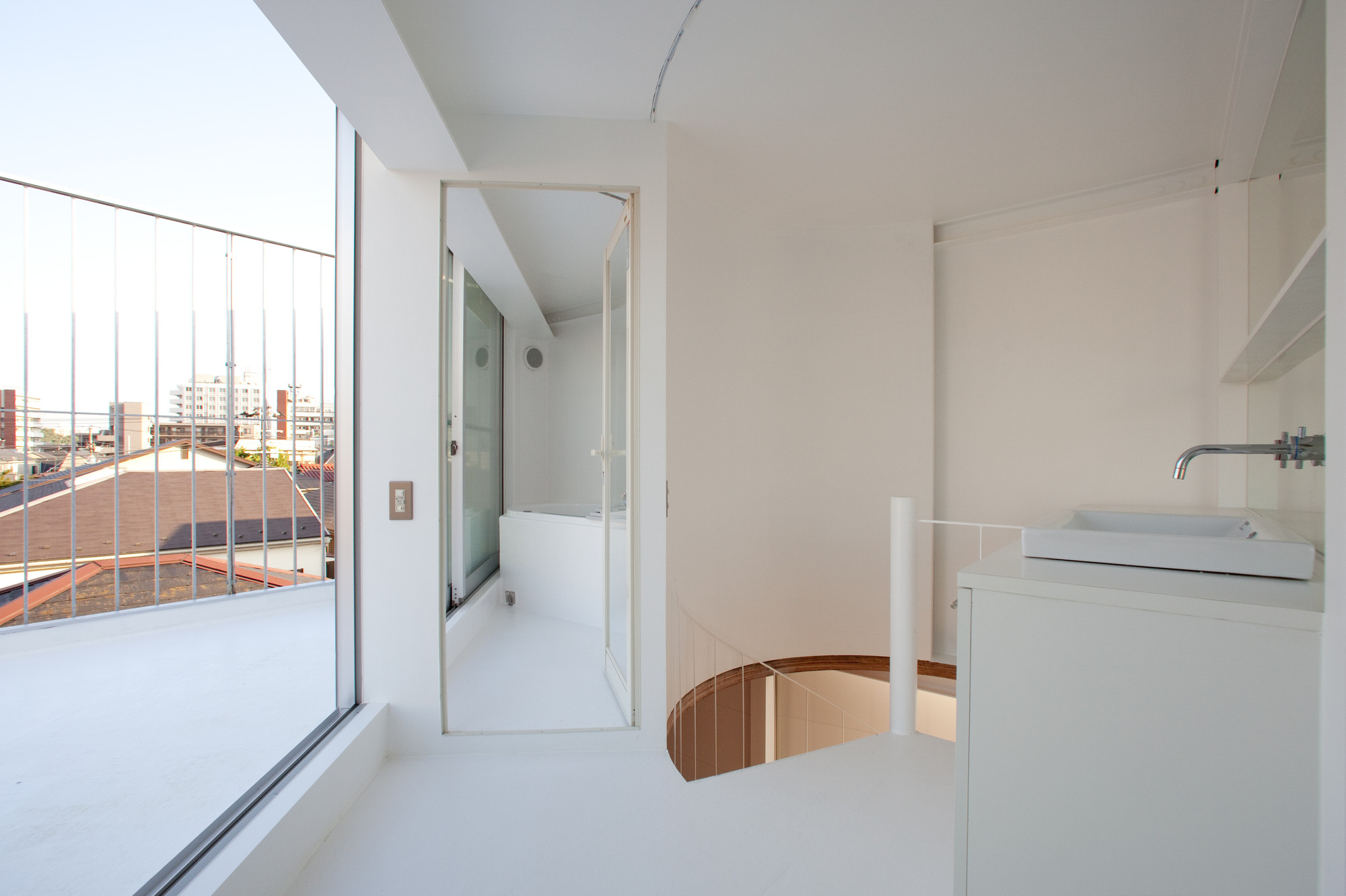 Gallery Of Small House Unemori Architects 12