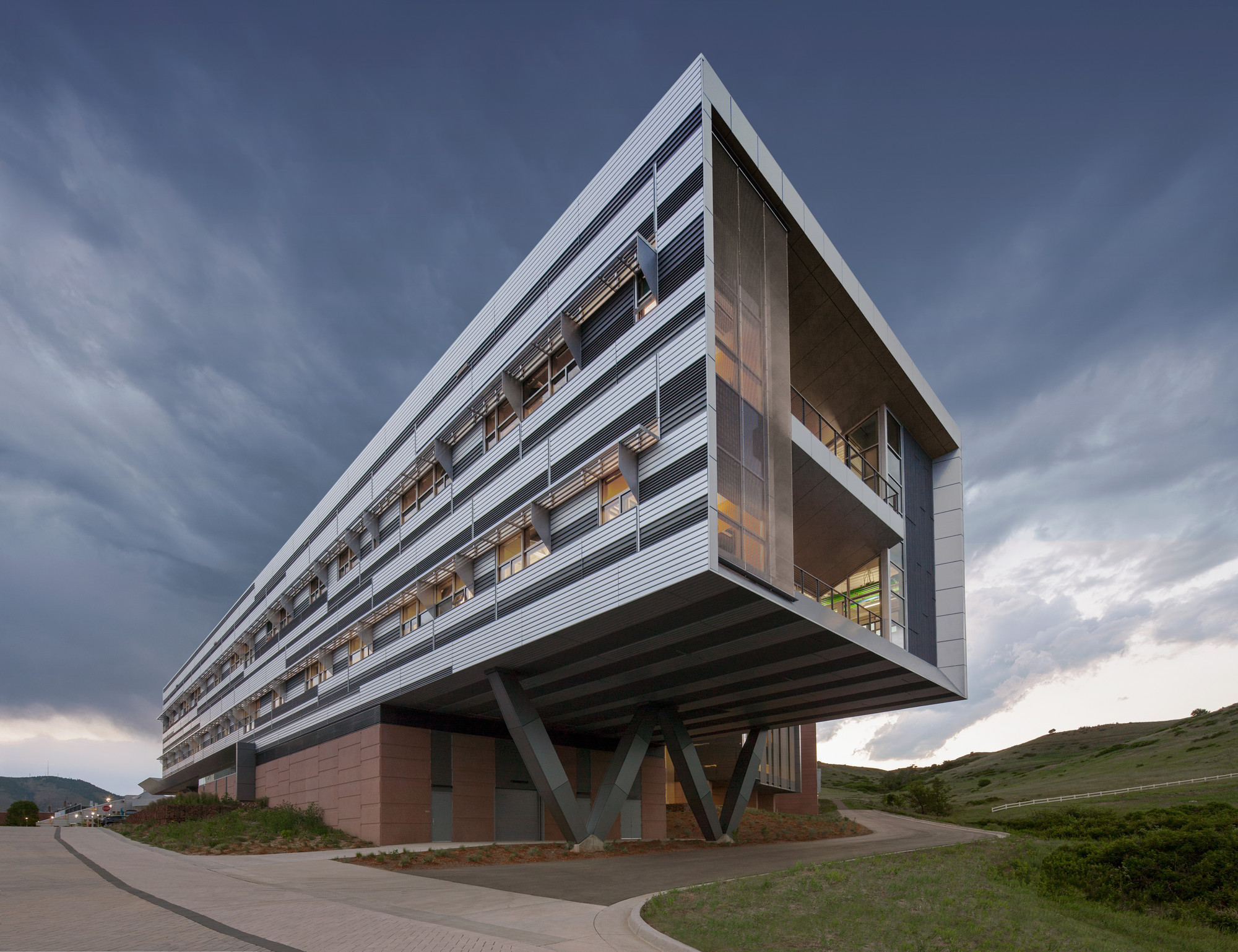 National Renewable Energy Laboratory  / SmithGroupJJR, © Bill Timmerman