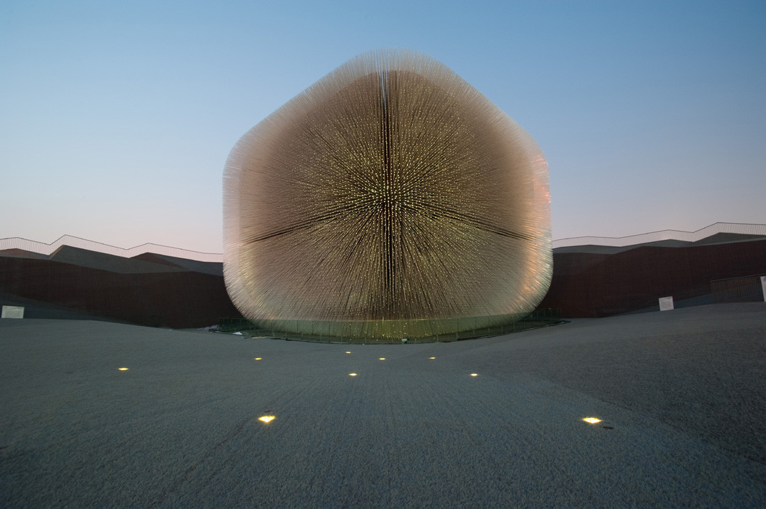 UK Pavilion for Shanghai World Expo 2010 / Heatherwick Studio. Image © Daniele Mattioli
