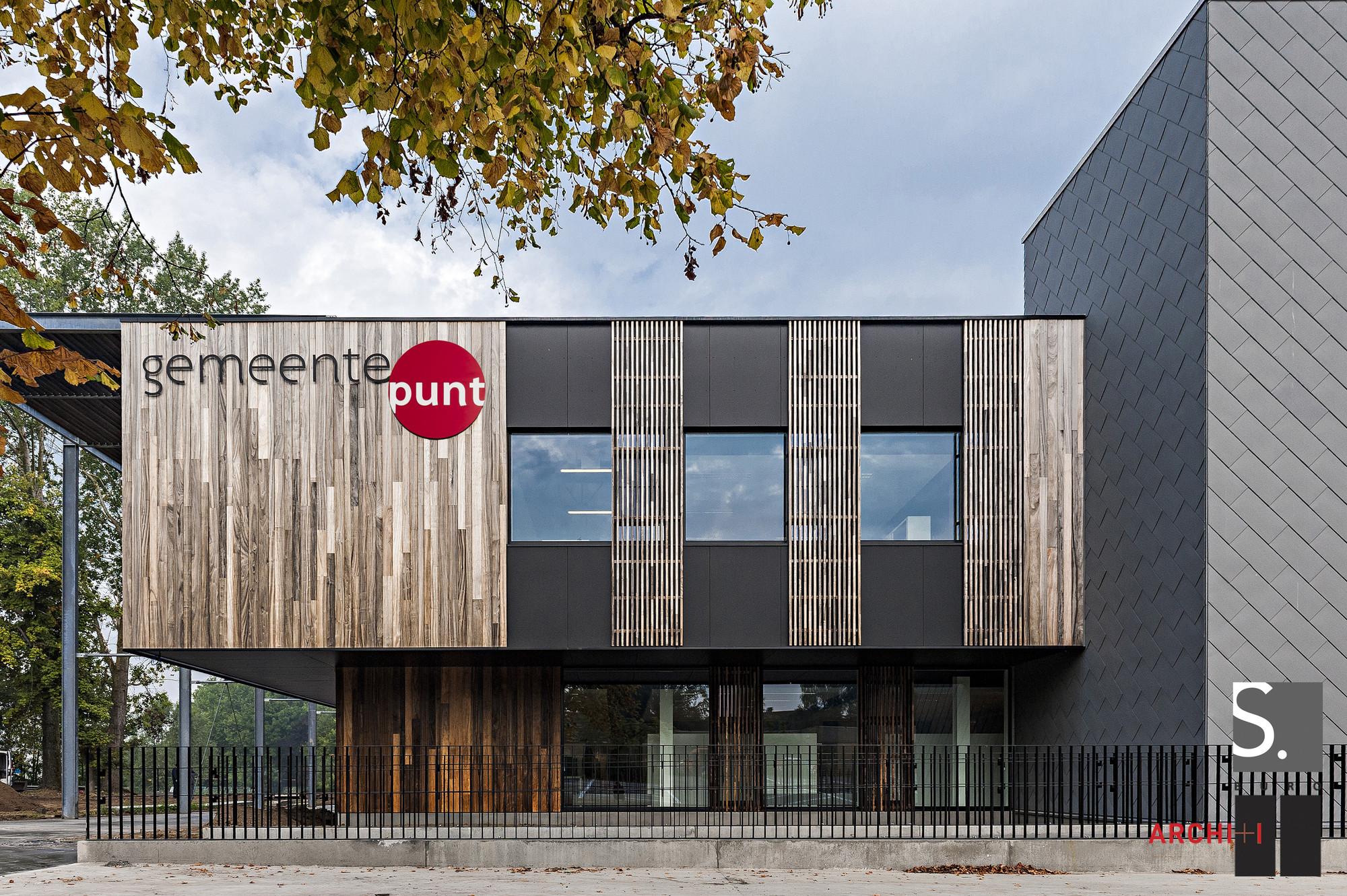 Administrative Centre Zwevegem / BURO II & ARCHI + I and Sileghem & Partners, © Klaas Verdru