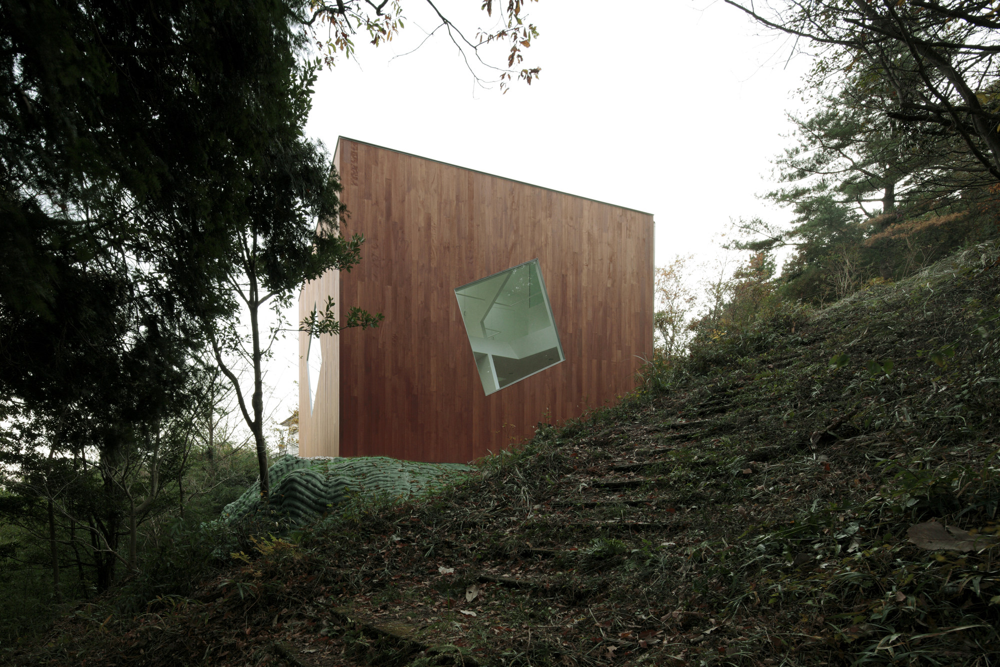Courtesy of Yuusuke Karasawa Architects