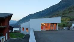 Salles Communales / Savioz Fabrizzi Architectes