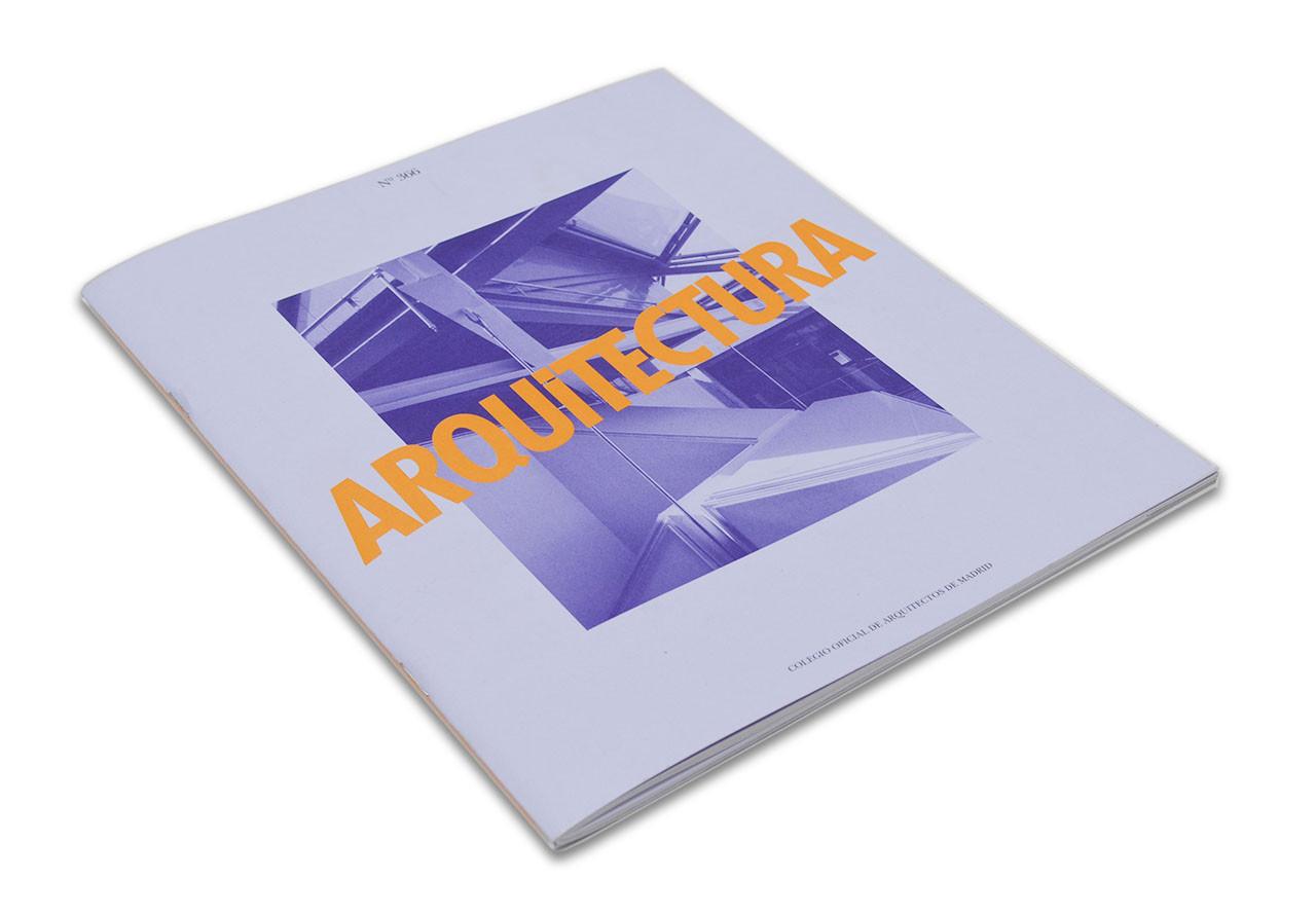 Revista Arquitectura # 366 / Colegio Oficial de Arquitectos de Madrid