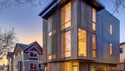 Ballard Aperture House / First Lamp Architecture and Construction