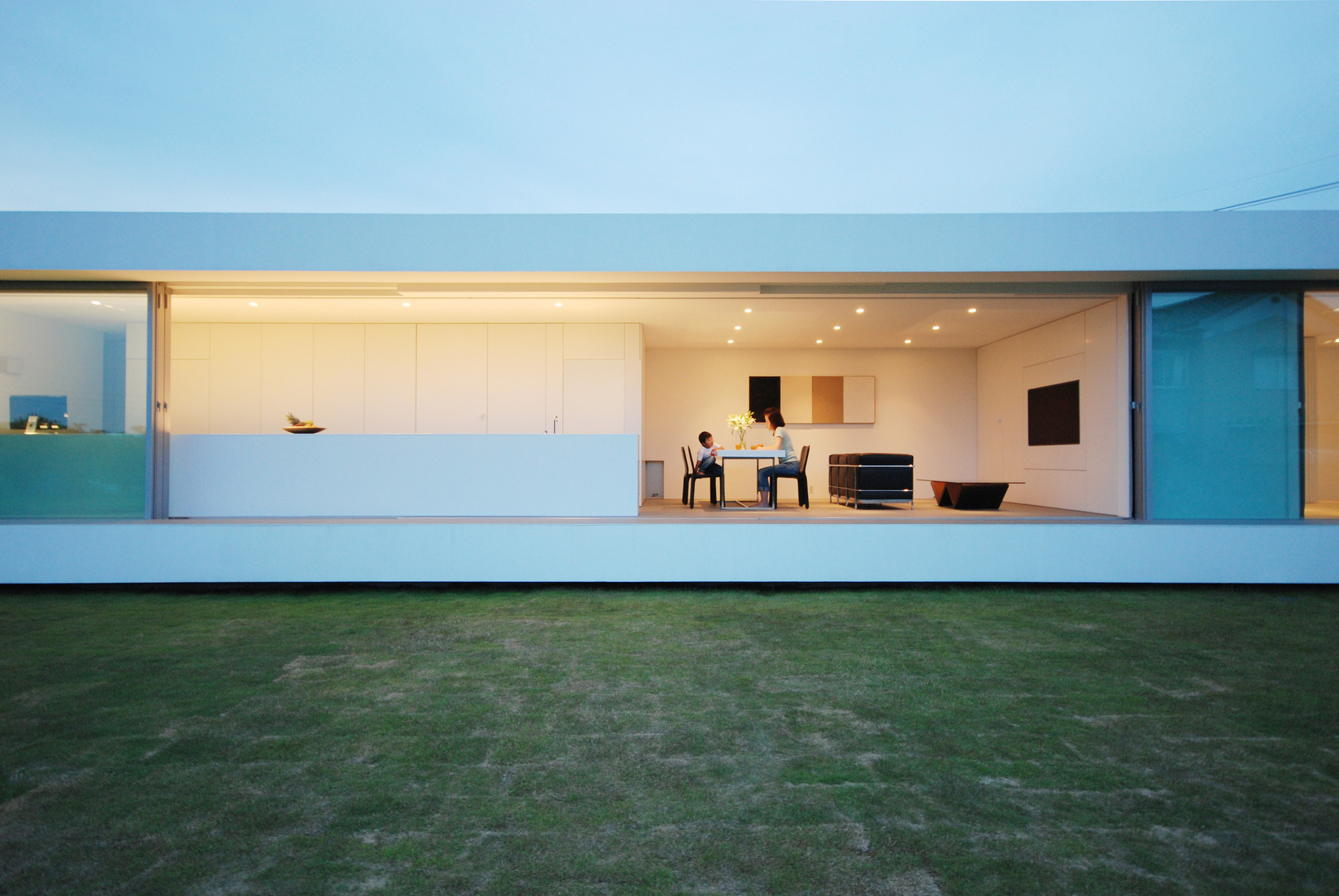 M Residence / Shinichi Ogawa & Associates, Courtesy of Shinichi Ogawa & Associates
