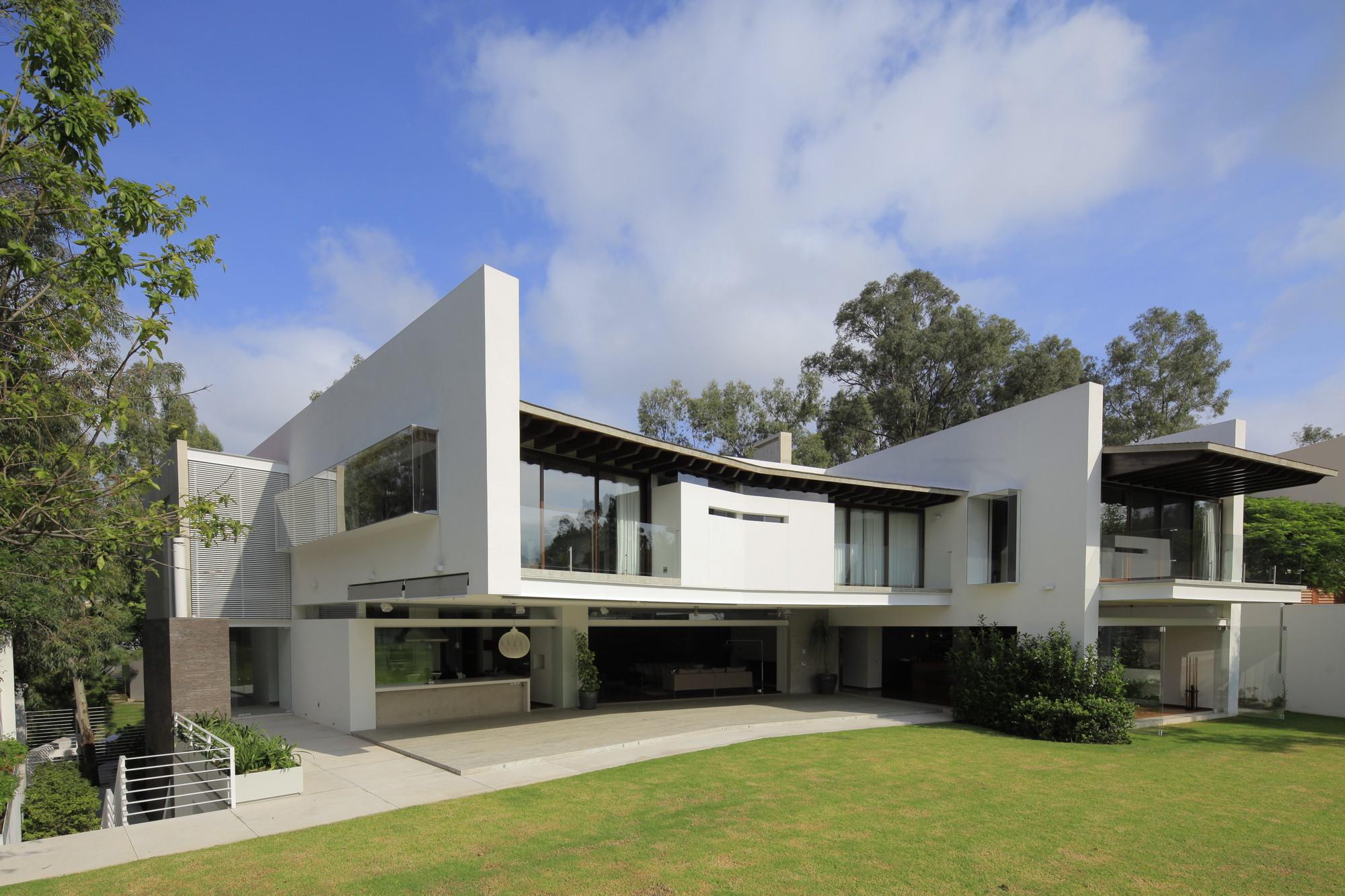 Casa sete hern ndez silva arquitectos archdaily brasil for Casa fernando ciudad jardin