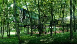 Necklace Residence / REX