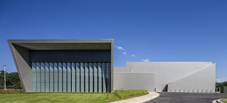 Centro de Recreación Southern Regional / Sorg Architects, © Robert Benson