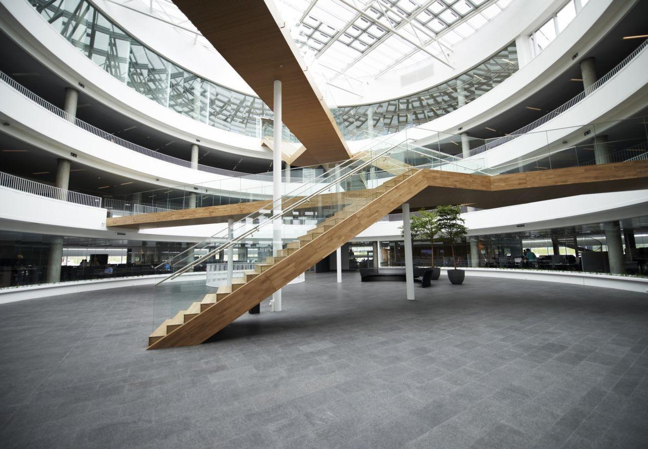 Gallery Of Syd Energi Headquarters Gpp Arkitekter 5