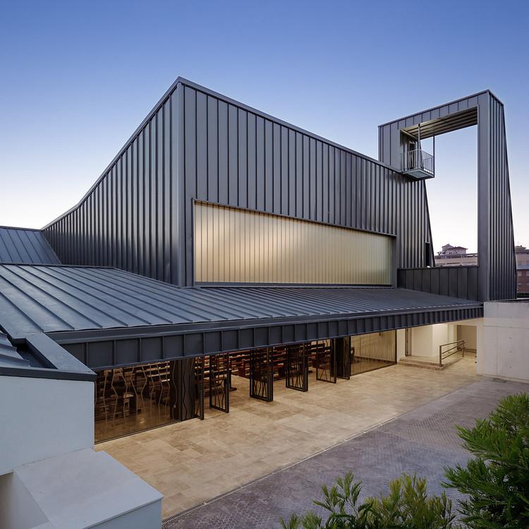 La Ascensión del Señor Church / AGi Architects, © Miguel de Guzmán