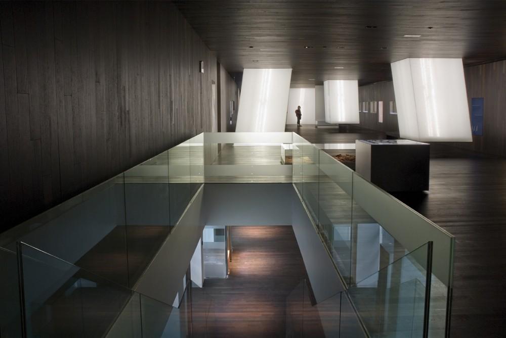 Archivo: Interiores de Museos, © Cortesía Francisco Mangado