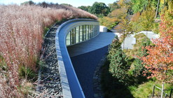 Brooklyn Botanic Garden Visitor Center / WEISS/MANFREDI Architecture/ Landscape/ Urbanism