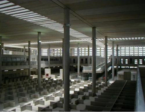 Mercado San Benito / Augusto Quijano