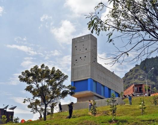 CAI Periférico Medellín / EDU. Image Courtesy of EDU