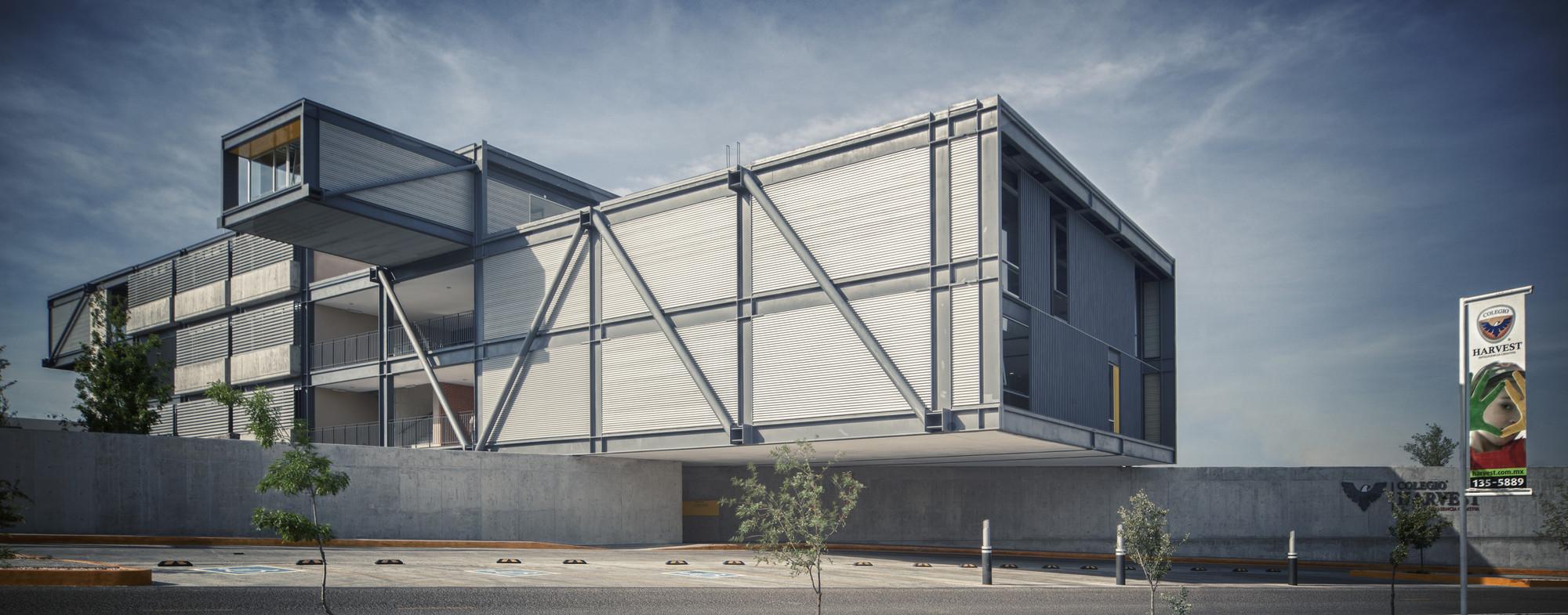 Colegio harvest zendejas arquitectos marv n for Plataforma de arquitectura