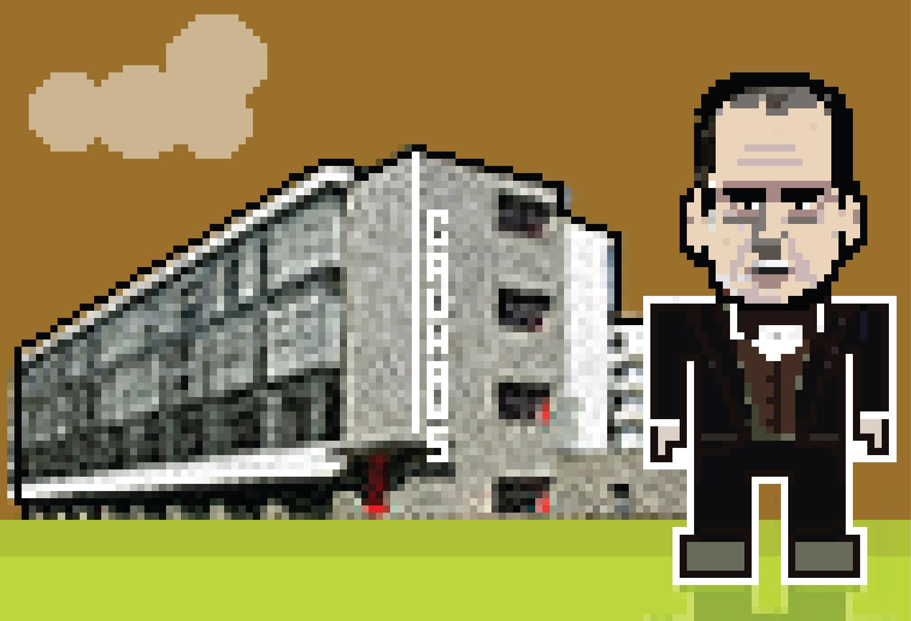 Dessau Bauhaus / Walter Gropius. Image Courtesy of Federico Babina
