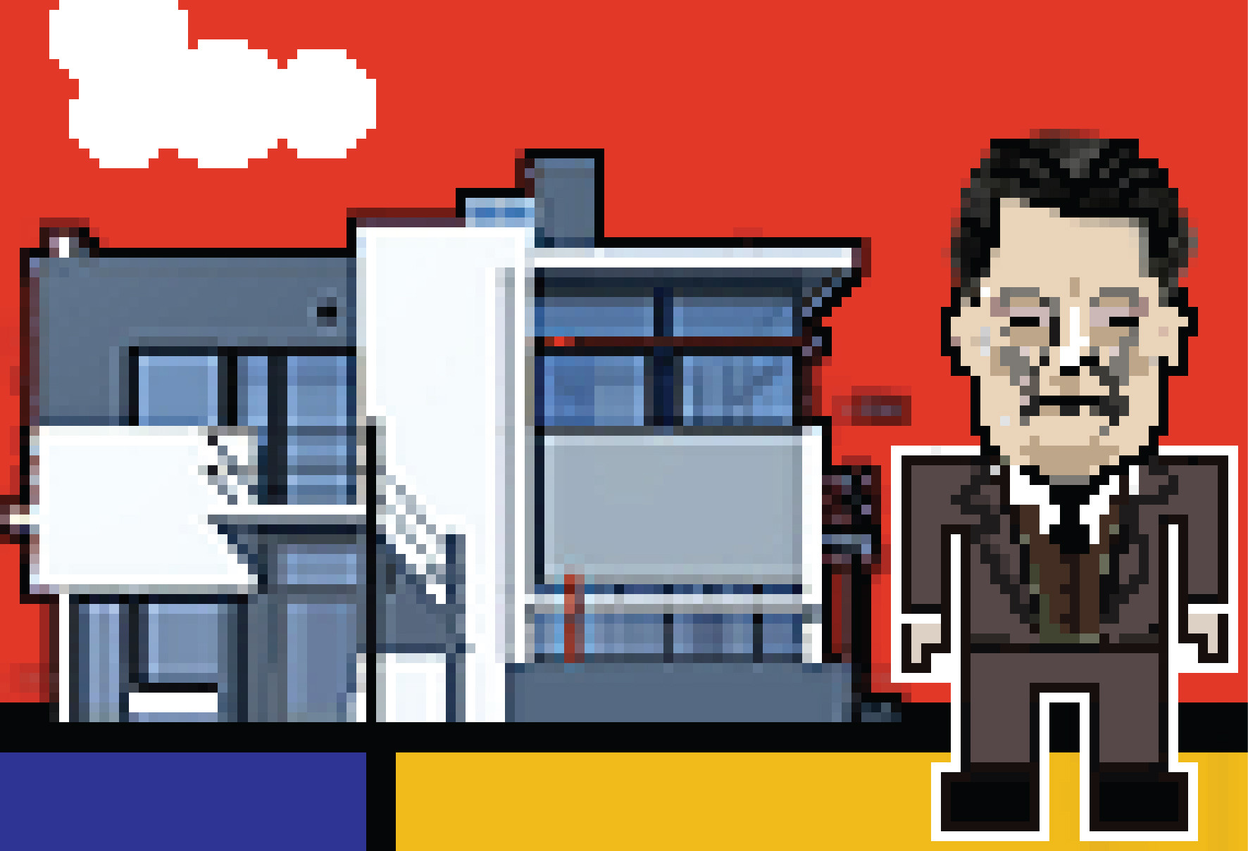Rietveld Schröder House / Gerrit Rietveld. Image Courtesy of Federico Babina