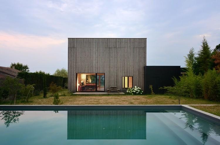 Villa B / Tectoniques Architects, © Erick Saillet