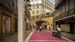 Calle Rosa / Jose Adrião Arquitectos