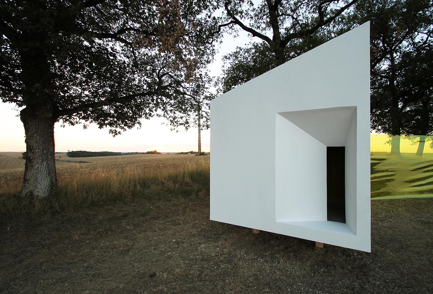 La Galería de Arte Móvil de Gillot+Givry: un espacio vacío para abrir la mente, © Gillot+Givry