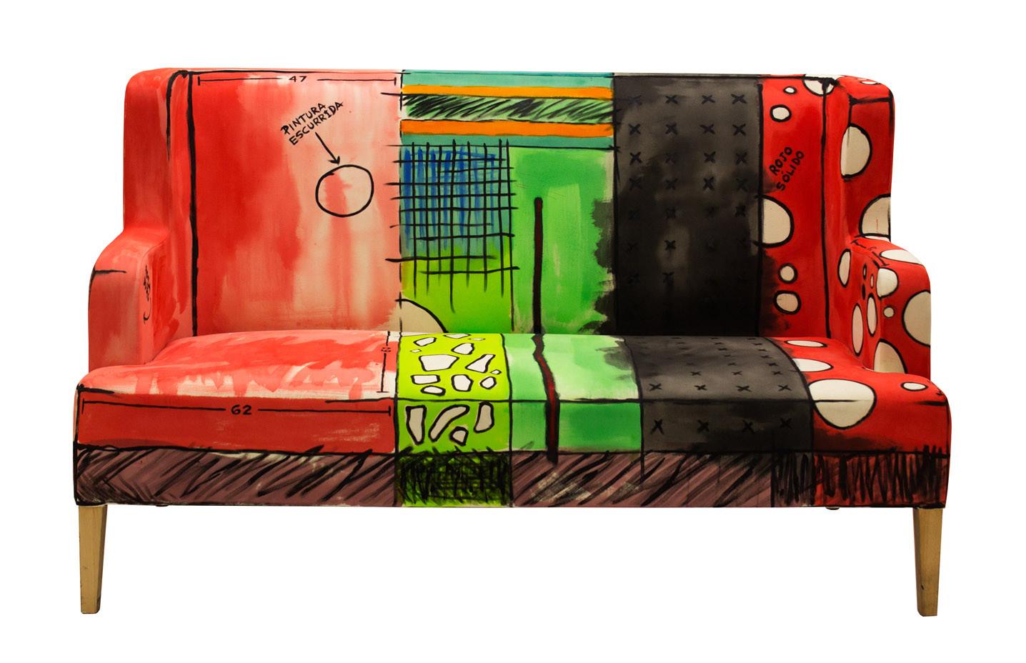 Arquitectos mexicanos participan en el diseño de mobiliario para la segunda edición de Proyecto calleveinte, Draft by Bunker Arquitectura