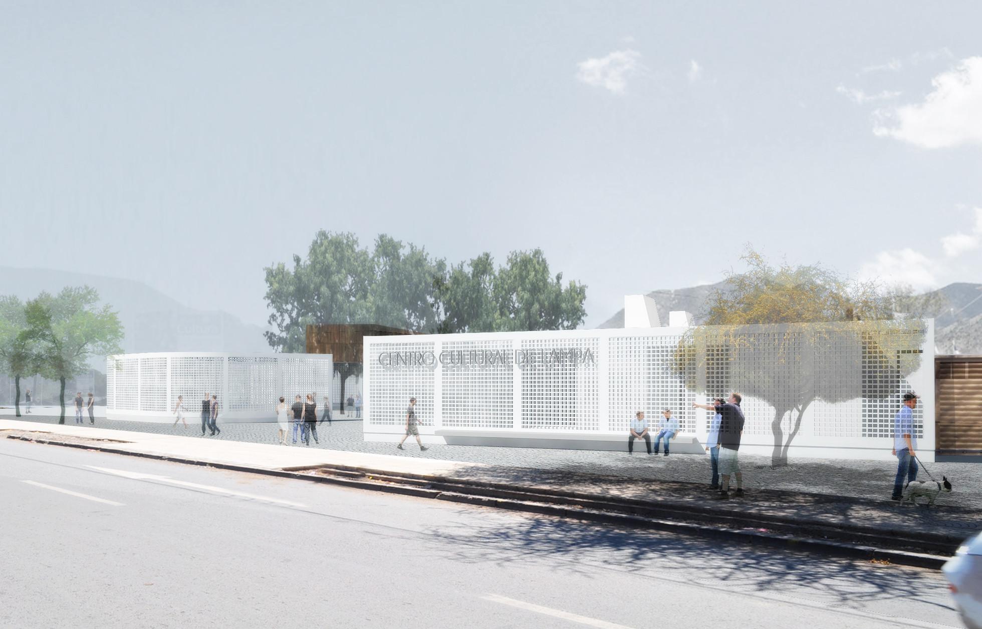 Se construira nuevo Centro Cultural para Lampa por emA Arquitectos, Courtesy of emA Arquitectos