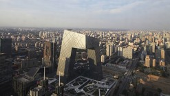 "CCTV Headquarters Named ""Best Tall Building Worldwide"""