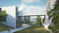Masterplan para o campus norte da BGU University / Chyutin Architects