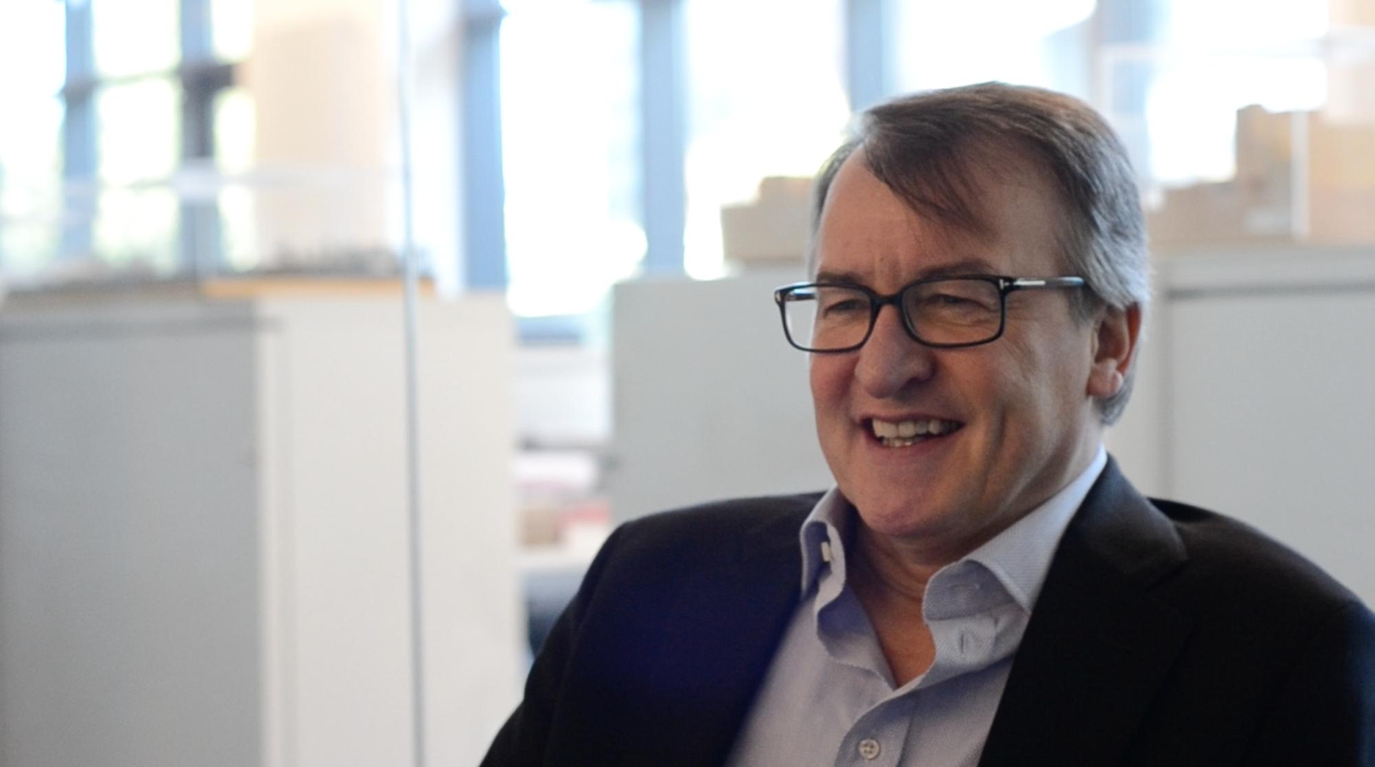 AD Interviews: Stephen Hodder, RIBA President, Courtesy of Mies. UK