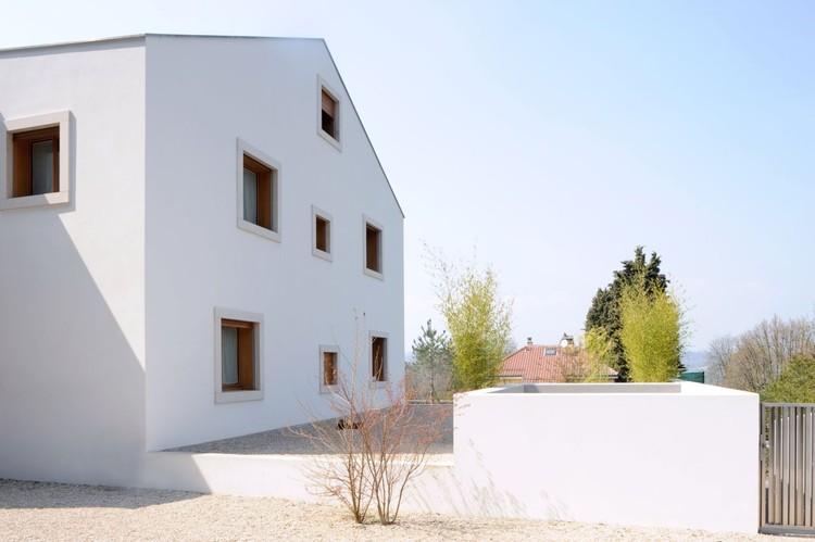 Casa para un Coleccionista / Christian Dupraz Architectes, Courtesy of Christian Dupraz Architectes