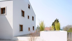 House for an Art Collector / Christian Dupraz Architectes