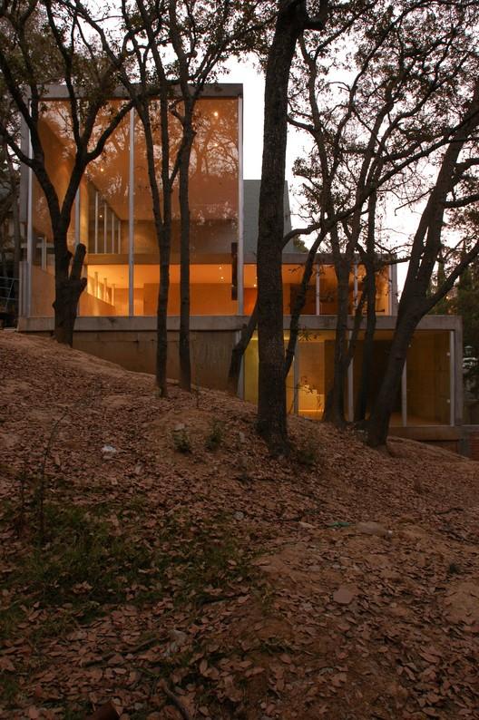 Courtesy of Taller De Arquitectura- Mauricio Rocha