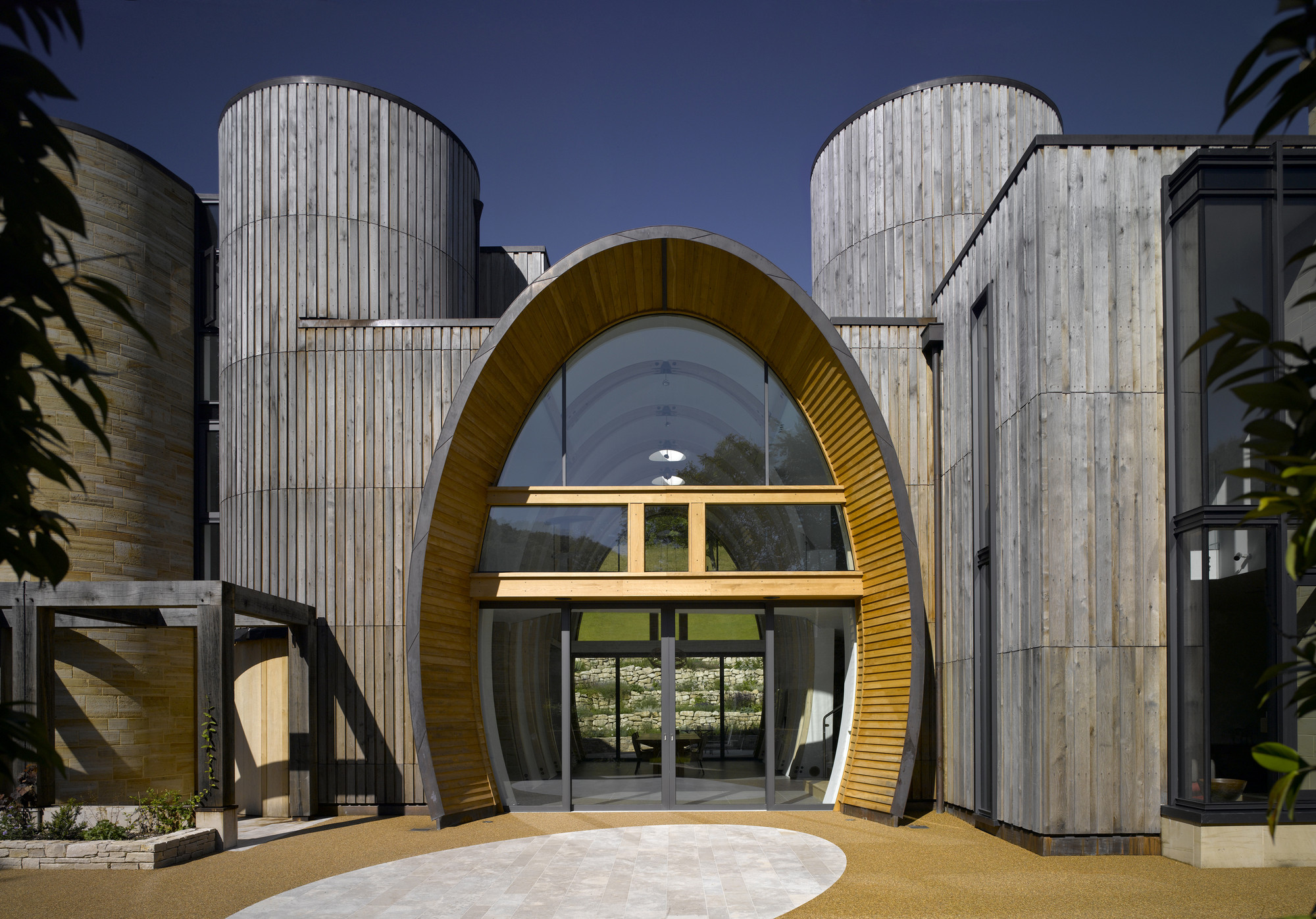 Downley House / Birds Portchmouth Russum Architects, © Nick Kane