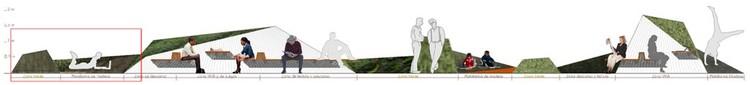 Fig. 15. Islas Vegetales. Remodelación de la Plaza de la Balsa Vieja. Totana. Murcia