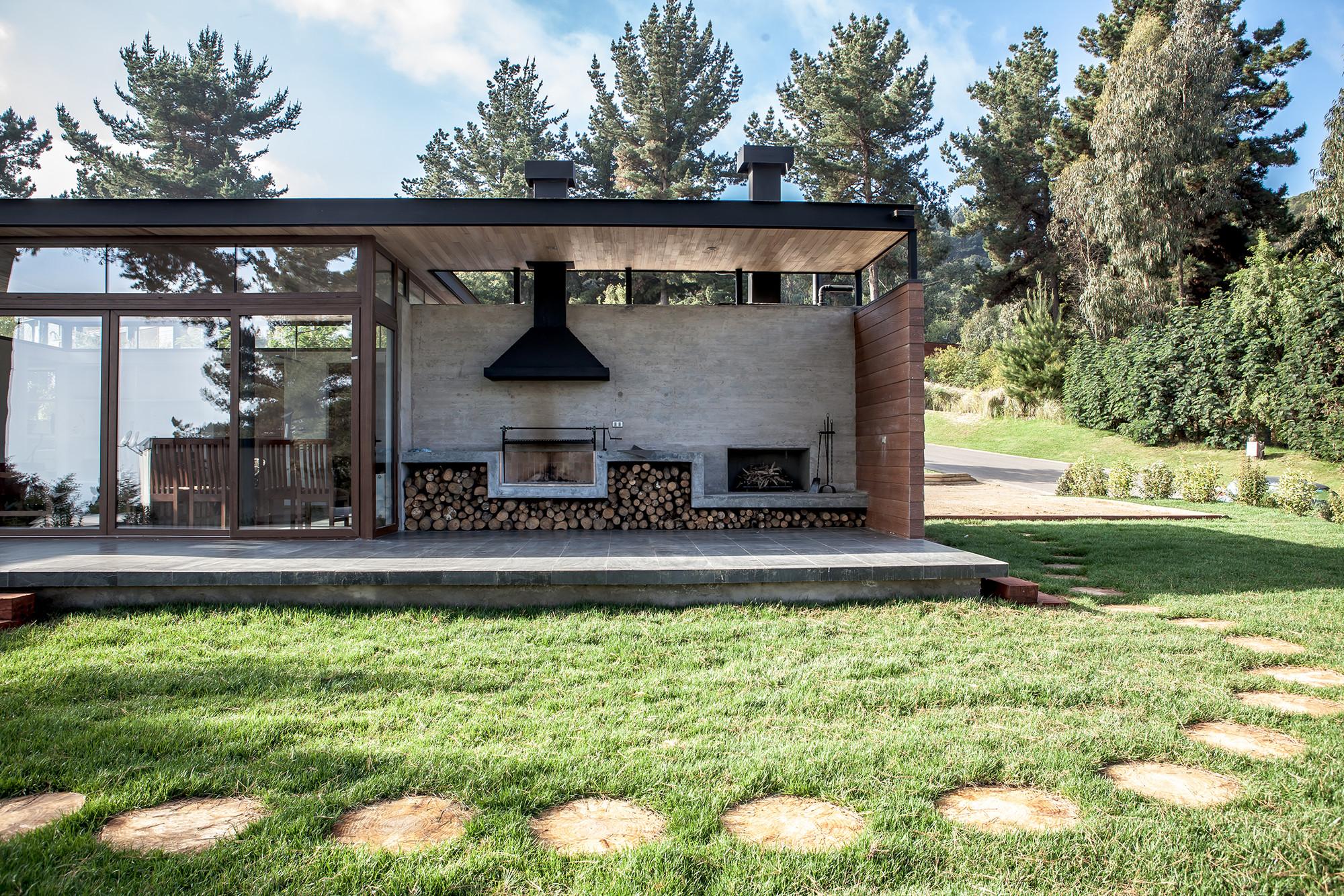 Galeria de casa bustamante par arquitectos 4 for Casa de arquitectos