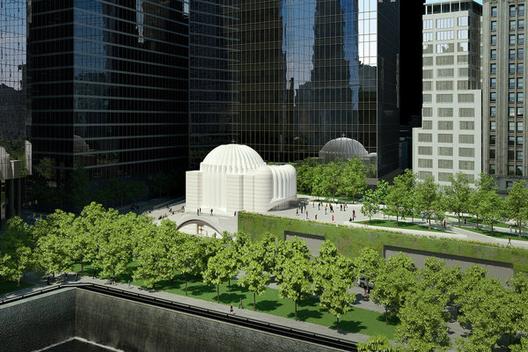 Calatrava revela diseño de Iglesia para el Memorial del 9/11 en Nueva York, Cortesía de Tribeca Citizen