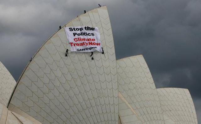 © Greenpeace Australia