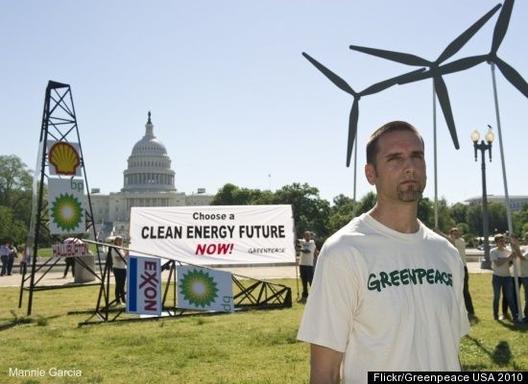 Courtesy of Greenpeace