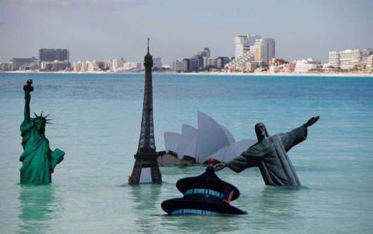 Greenpeace: El hito arquitectónico como escenario de denuncia, Courtesy of Bag News Notes