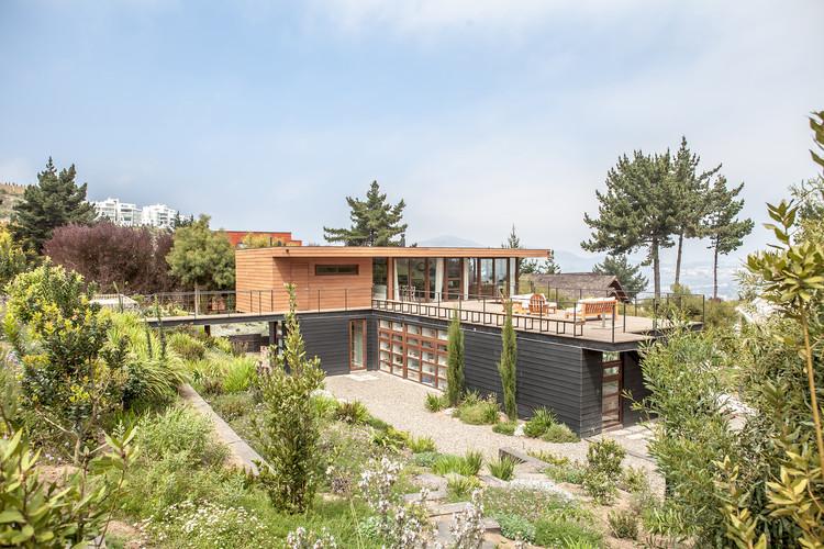 Casa Tavonatti / PAR Arquitectos, © Diego Elgueta